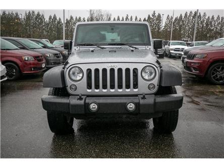 2014 Jeep Wrangler Sport (Stk: L155181A) in Abbotsford - Image 2 of 19
