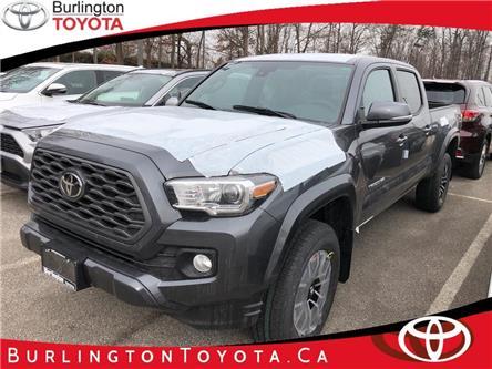 2020 Toyota Tacoma Base (Stk: 204027) in Burlington - Image 1 of 5