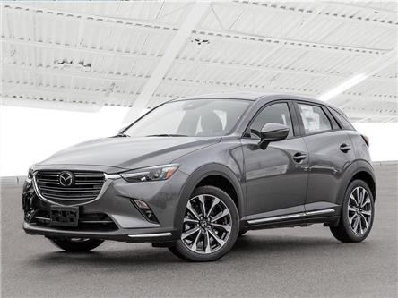 2019 Mazda CX-3 GT (Stk: 197029M) in Burlington - Image 1 of 11