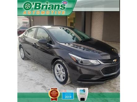 2017 Chevrolet Cruze LT Auto (Stk: 13103A) in Saskatoon - Image 1 of 12