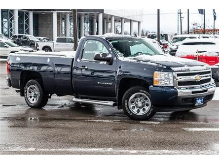 2011 Chevrolet Silverado 1500 WT (Stk: 27207U) in Barrie - Image 1 of 15