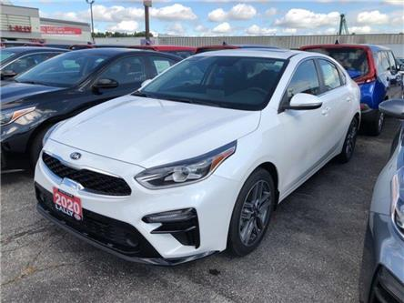 2020 Kia Forte EX+ (Stk: KFO1941) in Chatham - Image 1 of 4