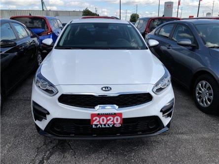 2020 Kia Forte EX+ (Stk: KFO1941) in Chatham - Image 2 of 4