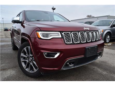 2018 Jeep Grand Cherokee Overland (Stk: 88038) in St. Thomas - Image 1 of 30