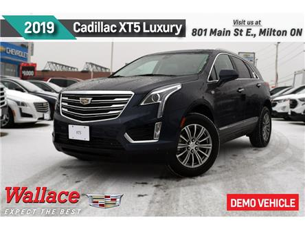 2019 Cadillac XT5 Luxury (Stk: 185265 | DEMO) in Milton - Image 1 of 15