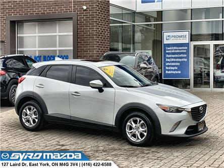 2016 Mazda CX-3 GS (Stk: 29379) in East York - Image 1 of 29