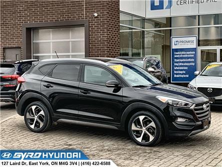 2016 Hyundai Tucson Premium 1.6 (Stk: H5470) in Toronto - Image 1 of 28