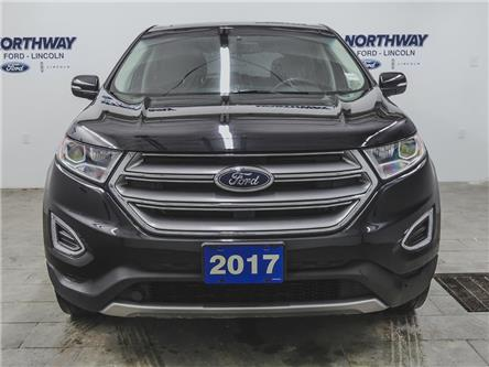 2017 Ford Edge Titanium | NAV | LEATHER | PANOROOF | TOURING PKG (Stk: P5283) in Brantford - Image 2 of 43