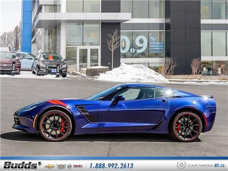 2019 Chevrolet Corvette Grand Sport (Stk: CV9007) in Oakville - Image 2 of 22