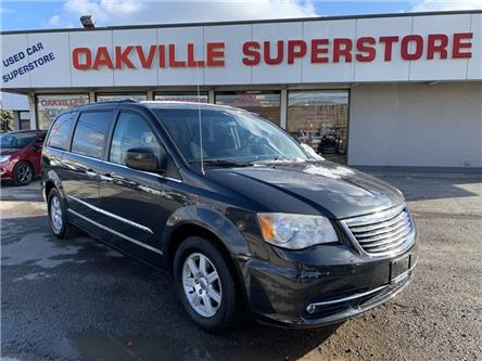 2012 Chrysler Town & Country Touring | B/U CAM | NAV | PWR DOORS (Stk: G0059) in Oakville - Image 2 of 22