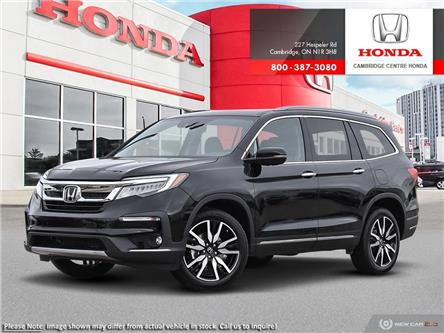 2020 Honda Pilot Touring 8P (Stk: 20635) in Cambridge - Image 1 of 24