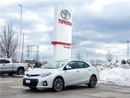 2016 Toyota Corolla  (Stk: P2346) in Bowmanville - Image 1 of 22