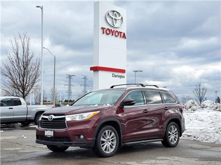 2016 Toyota Highlander  (Stk: 19581A) in Bowmanville - Image 1 of 25