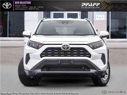 2020 Toyota RAV4 FWD LE (Stk: H20287) in Orangeville - Image 2 of 24