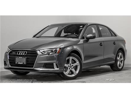 2020 Audi A3 45 Komfort (Stk: A12986) in Newmarket - Image 1 of 22