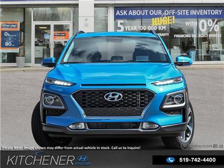 2020 Hyundai Kona 1.6T Ultimate (Stk: 59626) in Kitchener - Image 2 of 22