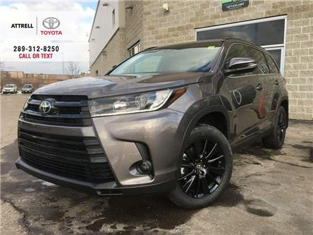 2019 Toyota Highlander AWD SE (Stk: 46148) in Brampton - Image 1 of 28