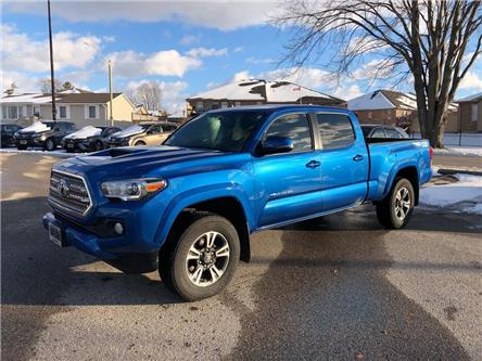 2016 Toyota Tacoma TRD Sport (Stk: U28519) in Goderich - Image 1 of 18