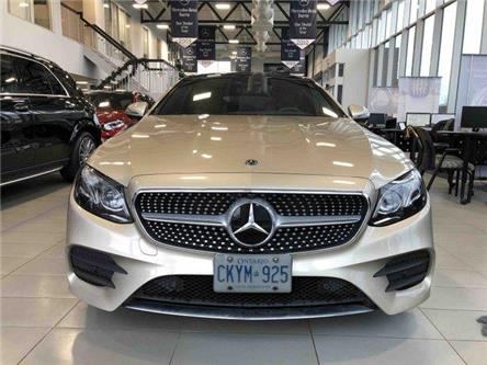2018 Mercedes-Benz E-Class Base (Stk: CONS7) in Innisfil - Image 2 of 27