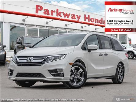 2020 Honda Odyssey EX-L RES (Stk: 22032) in North York - Image 1 of 23