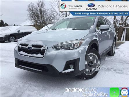 2020 Subaru Crosstrek Touring w/Eyesight (Stk: 34235) in RICHMOND HILL - Image 1 of 22