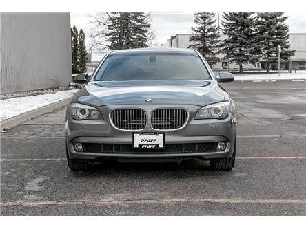 2012 BMW ALPINA B7 xDrive (Stk: U5834) in Mississauga - Image 2 of 19