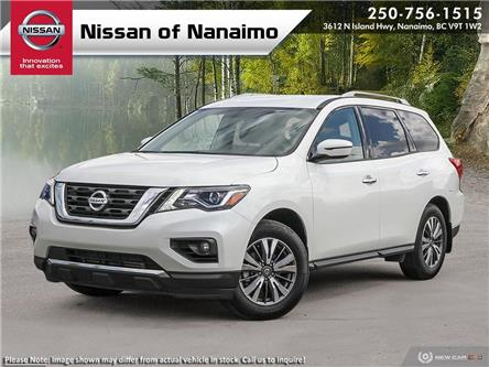 2020 Nissan Pathfinder SV Tech (Stk: 20P4105) in Nanaimo - Image 1 of 21