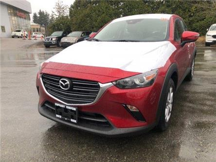 2020 Mazda CX-3 GS (Stk: 464772) in Surrey - Image 1 of 4
