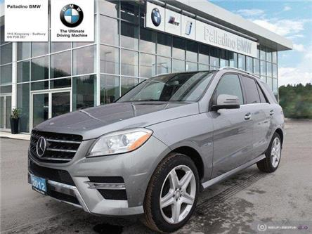 2012 Mercedes-Benz M-Class Base (Stk: 0195A) in Sudbury - Image 1 of 21