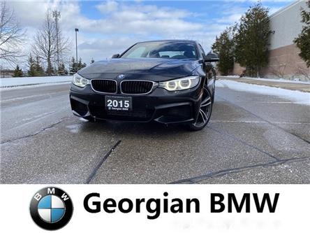 2015 BMW 435i xDrive (Stk: P1459) in Barrie - Image 1 of 12