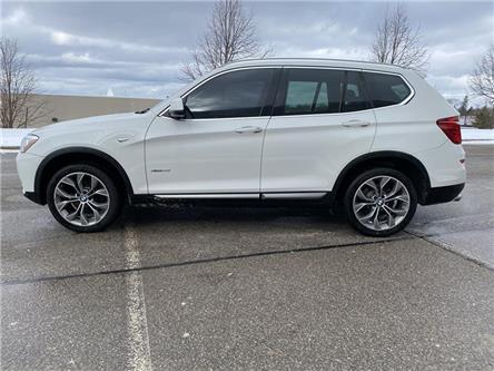 2016 BMW X3 xDrive28i (Stk: P1528-1) in Barrie - Image 2 of 13