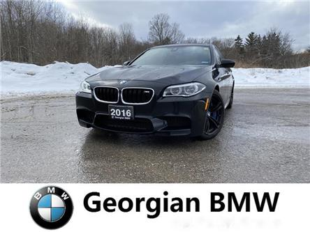 2016 BMW M5 Base (Stk: P1564-1) in Barrie - Image 1 of 14