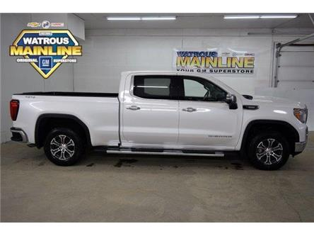2020 GMC Sierra 1500 SLT (Stk: L1092) in Watrous - Image 1 of 43
