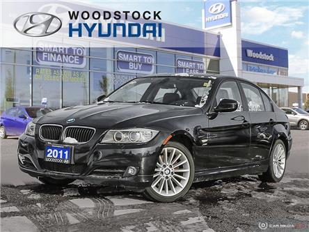 2011 BMW 328i xDrive (Stk: P1476) in Woodstock - Image 1 of 27