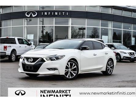 2017 Nissan Maxima SL (Stk: UI1283) in Newmarket - Image 1 of 26