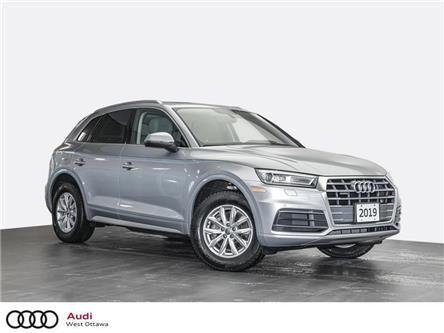 2019 Audi Q5 45 Progressiv (Stk: 91727) in Nepean - Image 1 of 20