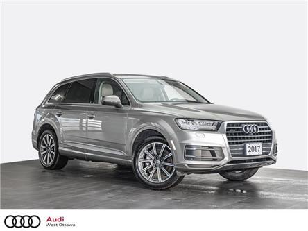 2017 Audi Q7 3.0T Komfort (Stk: 92544A) in Nepean - Image 1 of 20