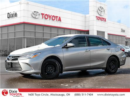 2017 Toyota Camry  (Stk: D200606A) in Mississauga - Image 1 of 27