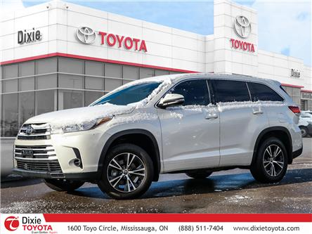 2017 Toyota Highlander LE (Stk: D192334A) in Mississauga - Image 1 of 26