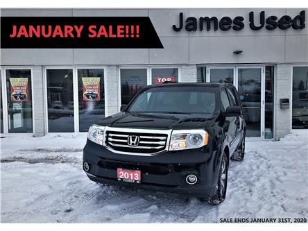 2013 Honda Pilot Touring (Stk: N20142A) in Timmins - Image 1 of 15