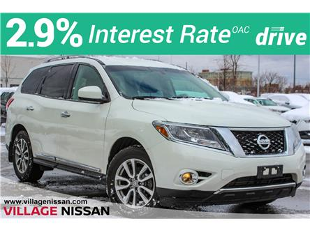 2015 Nissan Pathfinder SL (Stk: 129A) in Unionville - Image 1 of 21