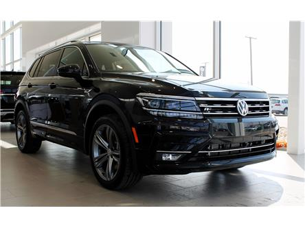 2020 Volkswagen Tiguan Highline (Stk: 70004) in Saskatoon - Image 1 of 25