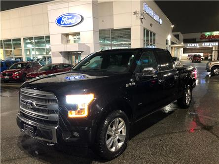 2017 Ford F-150 Platinum (Stk: OP19496) in Vancouver - Image 1 of 29