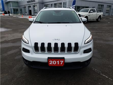 2017 Jeep Cherokee North (Stk: N13393A) in Newmarket - Image 2 of 28