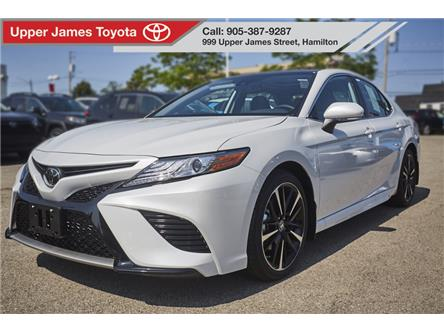 2020 Toyota Camry XSE (Stk: 200381) in Hamilton - Image 1 of 20