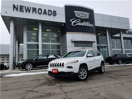 2017 Jeep Cherokee North (Stk: N13393A) in Newmarket - Image 1 of 28