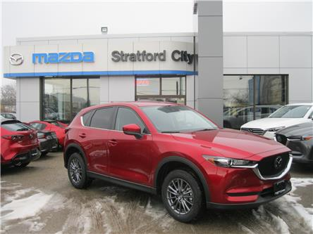 2020 Mazda CX-5 GS (Stk: 20005) in Stratford - Image 1 of 12