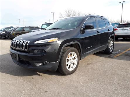 2016 Jeep Cherokee North (Stk: GW124803T) in Sarnia - Image 1 of 9