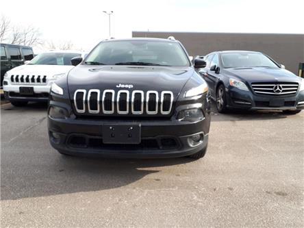 2016 Jeep Cherokee North (Stk: GW124803T) in Sarnia - Image 2 of 9
