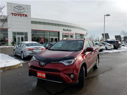 2018 Toyota RAV4 Limited (Stk: P2055) in Whitchurch-Stouffville - Image 1 of 17
